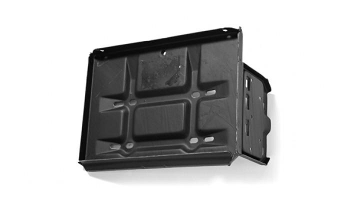 Van Battery Tray + Bracket N/S Petrol - 98